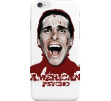 Christian Bale - American Psycho iPhone Case/Skin
