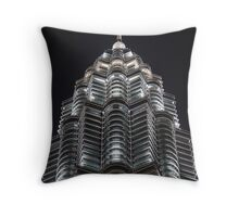 Top of the Tower Throw Pillow