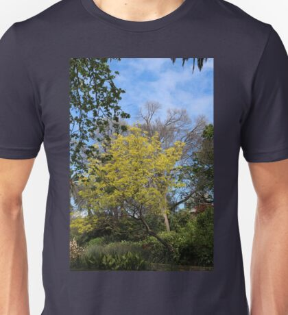 Tree in a Park in Melbourne Unisex T-Shirt