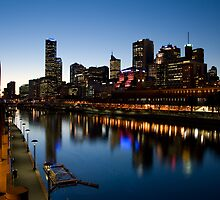 Stunning Melbourne by Chris Putnam
