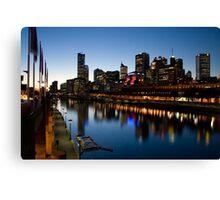 Stunning Melbourne Canvas Print