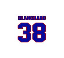 National baseball player Johnny Blanchard jersey 38 Photographic Print