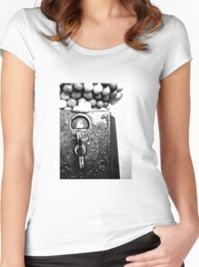 Penny Slots Women's Fitted Scoop T-Shirt