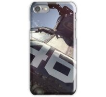 Dad's Chinook Helicopter CH-46 iPhone Case/Skin