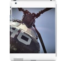 Dad's Chinook Helicopter CH-46 iPad Case/Skin
