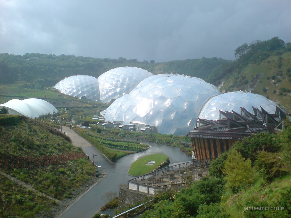 Eden Project by jamesmcfcrule