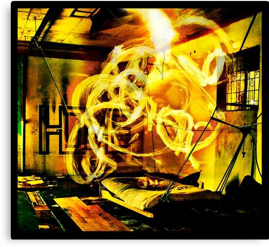 Epicentre Fire - Transmutation by 3rdeyefotos