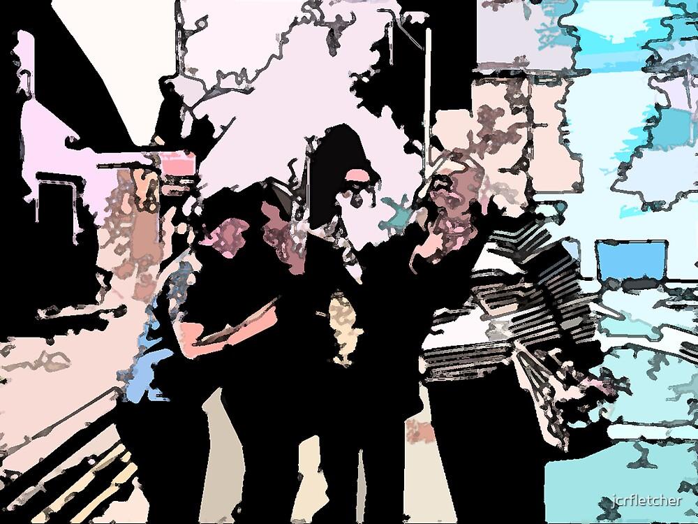 Not Your Original Boy Band by jcrfletcher