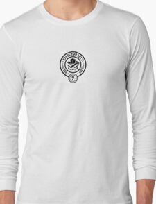 District 2  Long Sleeve T-Shirt