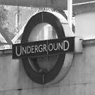Underground by HelenBanham