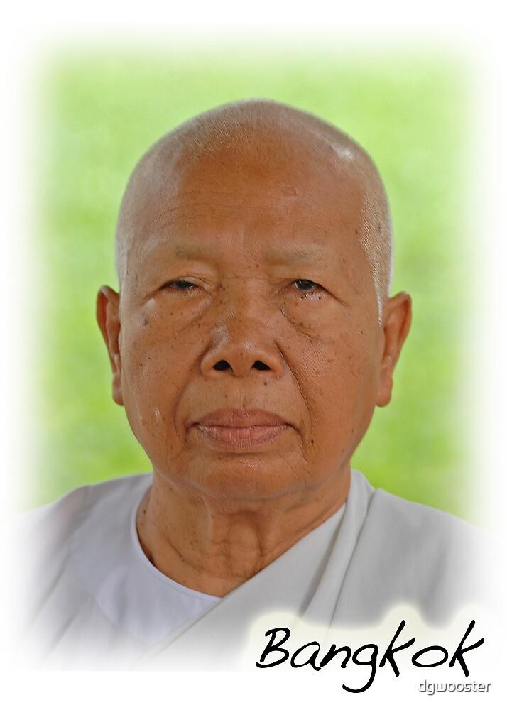 Thai Nun by dgwooster