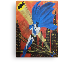 RoMan.........Is BatMan Canvas Print
