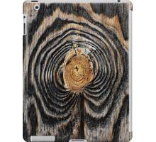 iPad Case.  Wood knot. iPad Case/Skin