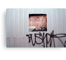 Goodyear In Review Canvas Print