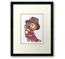 Freddy Sloth Framed Print