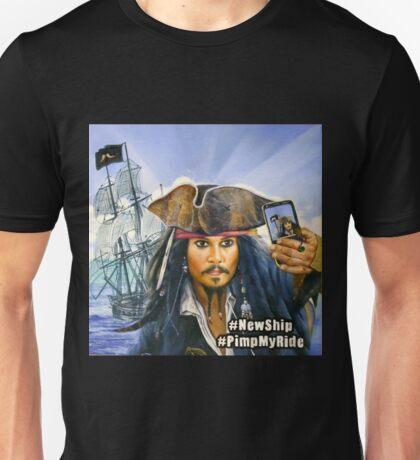 Jack - Movember Unisex T-Shirt