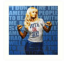 America, Fuck Yeah! Art Print