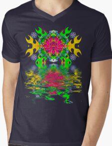 lIqUIDpSy Mens V-Neck T-Shirt