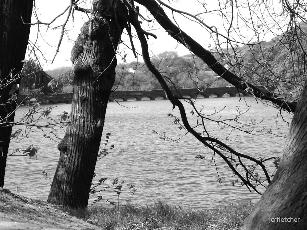 Carr Mill Dam No 1 by jcrfletcher