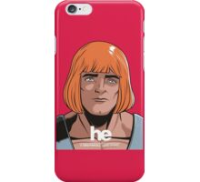 HE iPhone Case/Skin