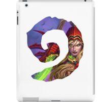 HearthStone Rogue Valeera iPad Case/Skin