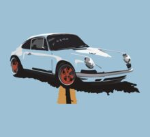 Singer 911 by 3pedaldriving