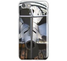Contra-rotating Propellor-Italian Chariot iPhone Case/Skin