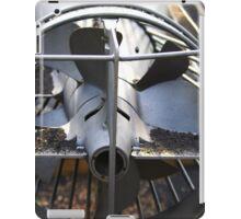 Contra-rotating Propellor-Italian Chariot iPad Case/Skin