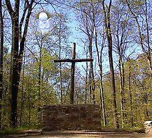 Cross and Angel by Janice Hopkins