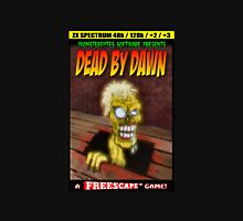 Dead by Dawn ZX Spectrum Game Inlay Art (official) Unisex T-Shirt