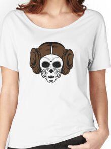 Dia de Princess Women's Relaxed Fit T-Shirt
