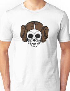 Dia de Princess Unisex T-Shirt