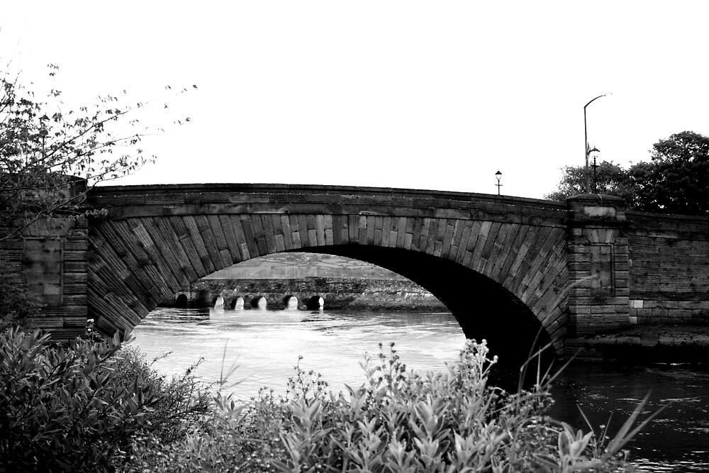 over the bridge by Alma Ní Chuinn