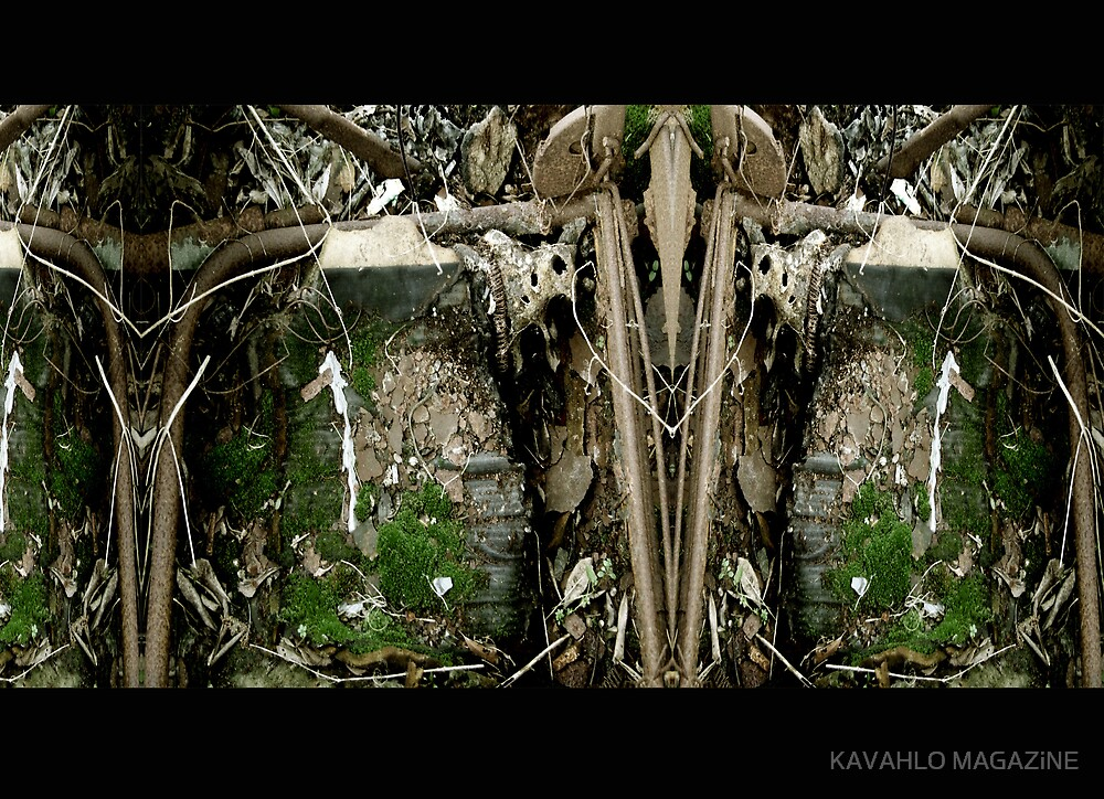 SACRIFICE WALL by KAVAHLO MAGAZiNE