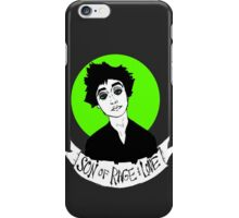 Son of Rage and Love iPhone Case/Skin