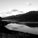 Grey morning loch by CiaoBella