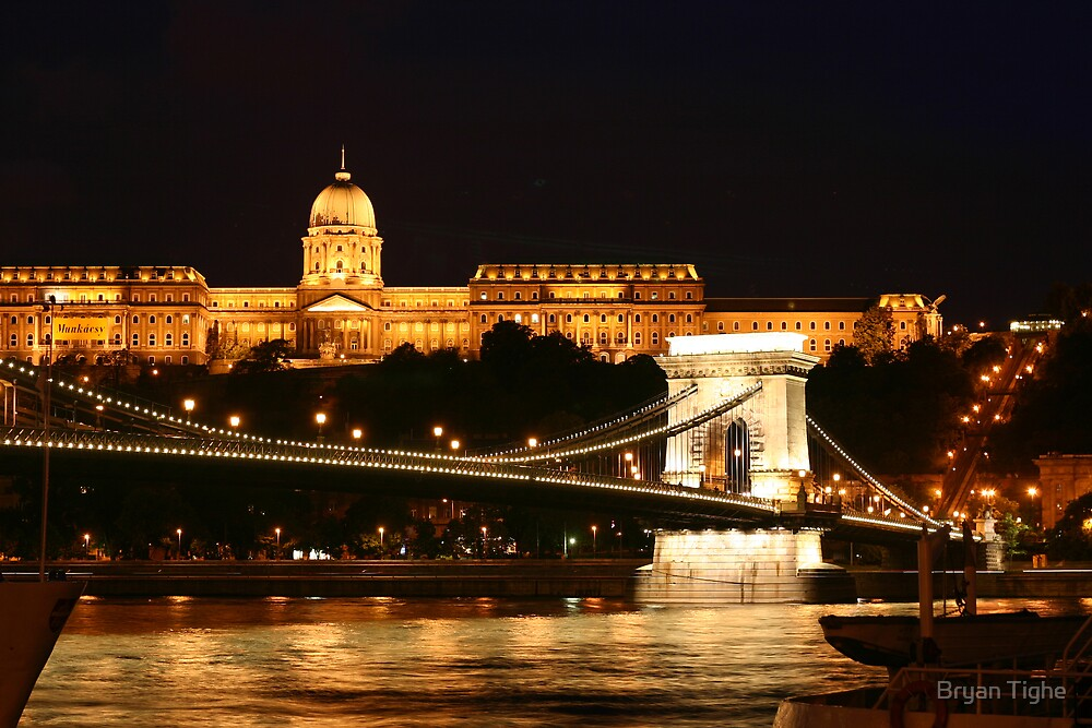 Budapest by Bryan Tighe