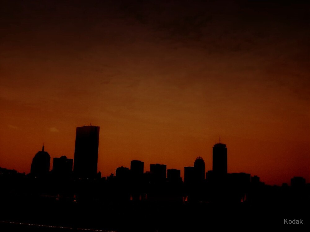 City Scape by Kodak