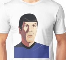 Mr Spock tshirt Unisex T-Shirt