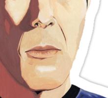 Mr Spock tshirt Sticker