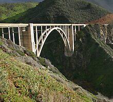 Bixby Bridge by Bryan Tighe