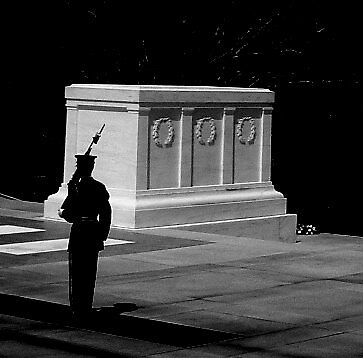 The Tomb and the Soldier by Kodak