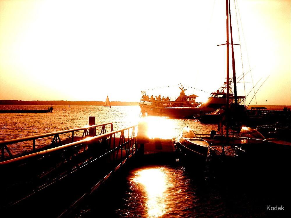 Sunset by Kodak
