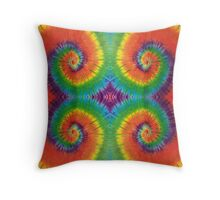 The colors of love Throw Pillow