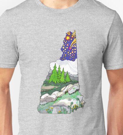 Big Beautiful New Hampshire Unisex T-Shirt