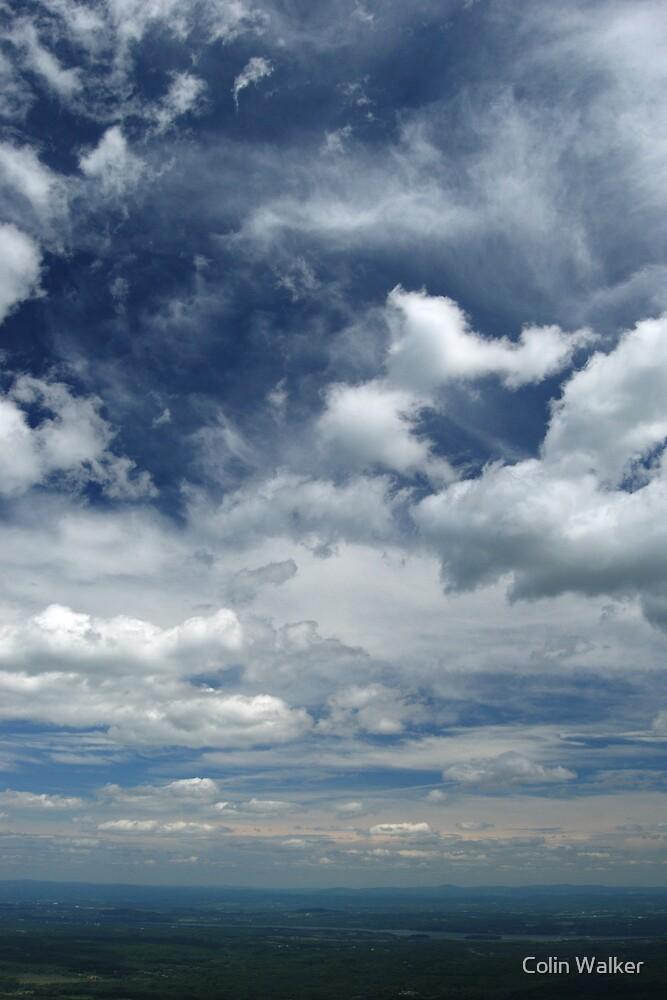 Valley Sky by Colin Walker