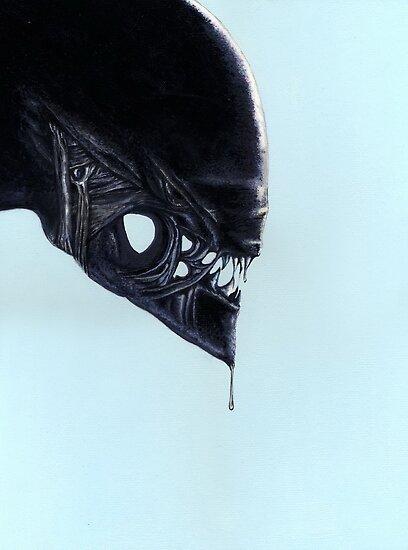 Alien by Andy  Housham