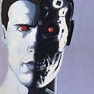 Terminator T2 by Andy  Housham