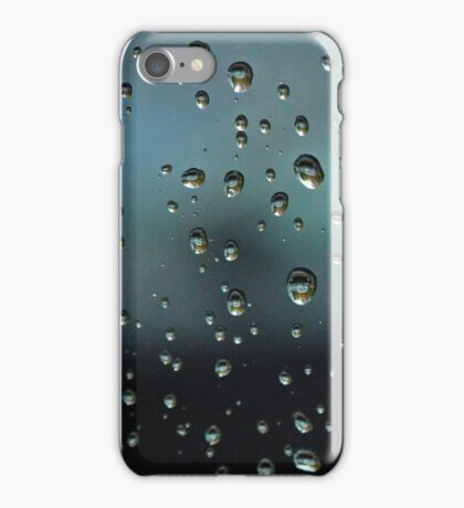 Rain Beads iPhone Case/Skin