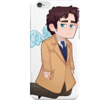 Tiny Angel Man iPhone Case/Skin